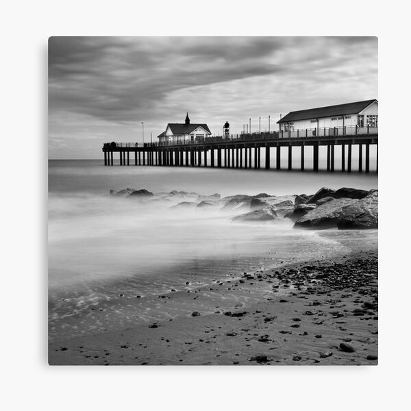 Southwold Pier, Suffolk Canvas Print