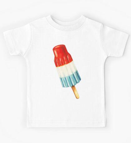 Bomb Pop Pattern Kids Clothes