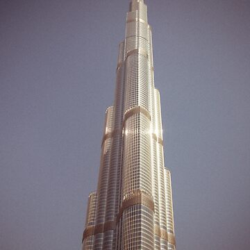 Retro Burj by ill-tempered