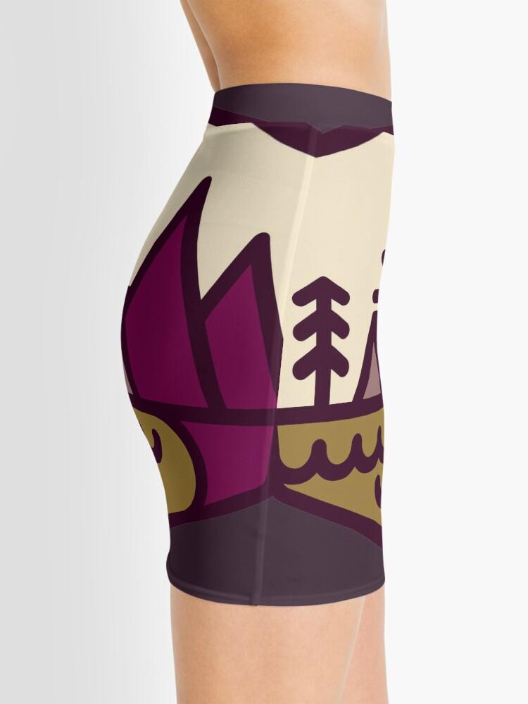 Alternate view of Nature Lover Mini Skirt