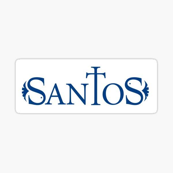 Santos Sticker