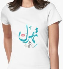 Tehran Fitted T-Shirt