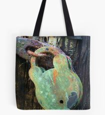 The Lock Tote Bag