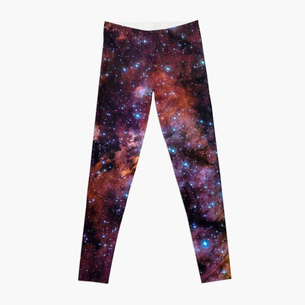 The Prawn Nebula Leggings