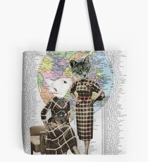Evelyn und Polly Tote Bag