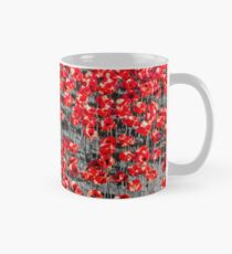 Poppies For The Fallen Mug