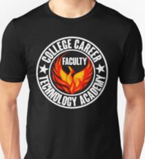 Faculty Unisex T-Shirt