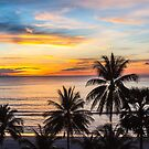 Sunset in Paradise by Graham Prentice