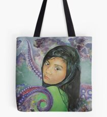 The other girl under the sea Tote Bag