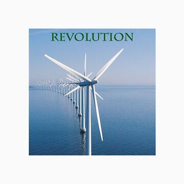 Green Revolution by potatomasher