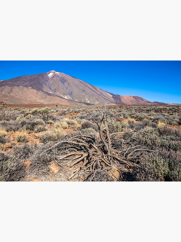 Tenerife Mount Teide view by tdphotogifts