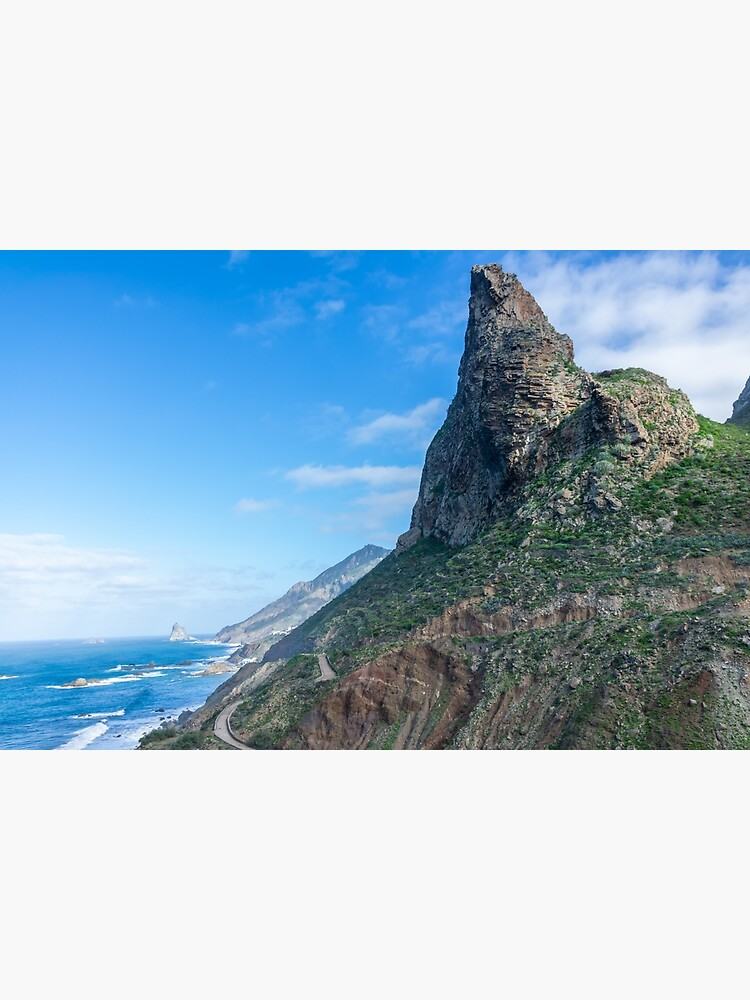 Tenerife Anaga Mountains view by tdphotogifts