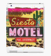 Siesta Motel BOHO Design iPad-Hülle & Klebefolie