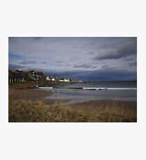 Sandend, Aberdeenshire Photographic Print