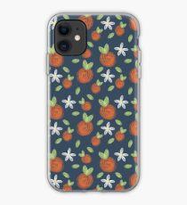 Orange ya glad iPhone Case