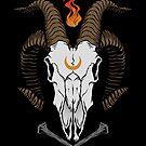 «Cabra oculta» de deniart