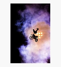 Defying Gravity Photographic Print
