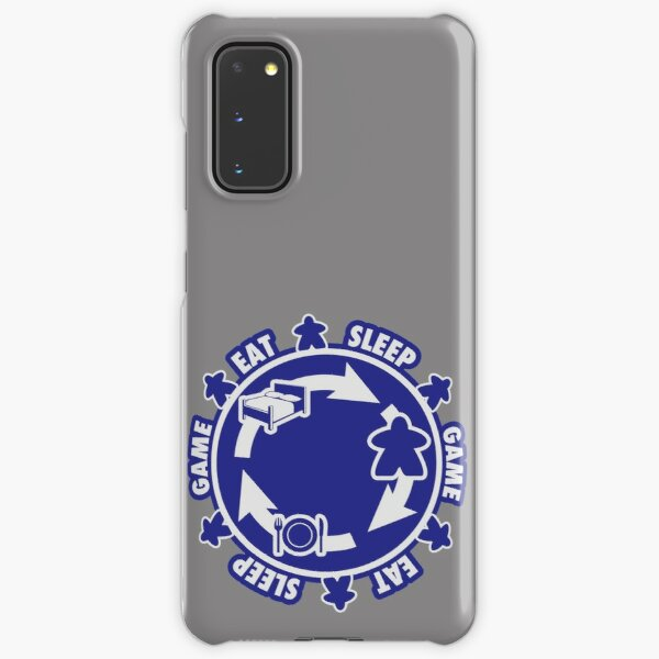 Eat • Sleep • Game - It's a vicious cycle... Samsung Galaxy Snap Case