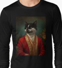 The Hermitage Court Waiter Cat T-Shirt