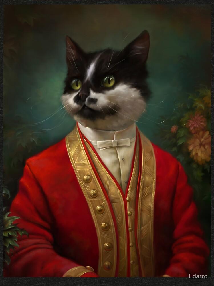 Die Hermitage Gericht Kellner Cat von Ldarro