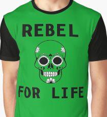 Extinction Rebellion - Rebel for Life Graphic T-Shirt