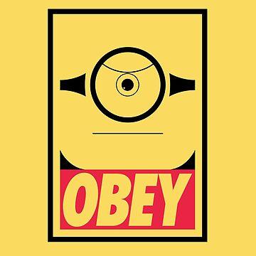 Obeyable Me - Banana Edition by KingRedbad