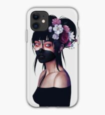 Nyx iPhone Case