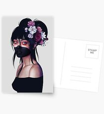 Nyx Postcards