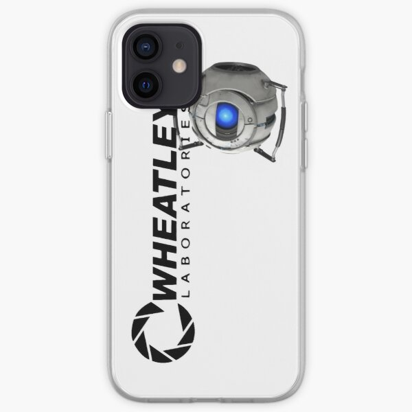 Wheatley Labs iPhone Soft Case