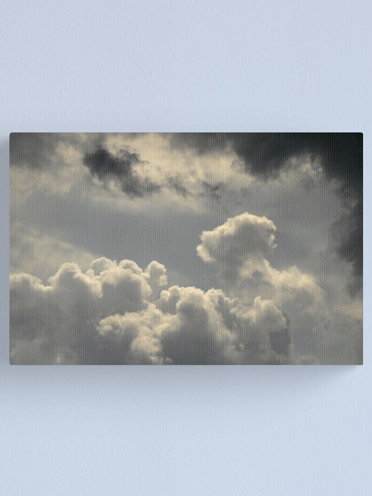 Alternate view of Storm Clouds 2 Canvas Print