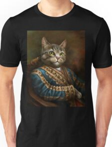The Hermitage Court Outrunner Cat  Unisex T-Shirt