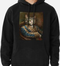 Sudadera con capucha The Hermitage Court Outrunner Cat