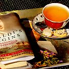 Tea and a Read by Rodney Lee Williams