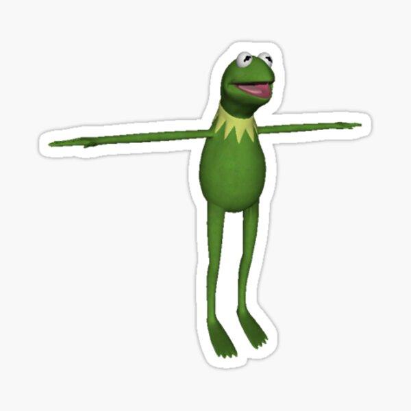 Kermit Pegatina