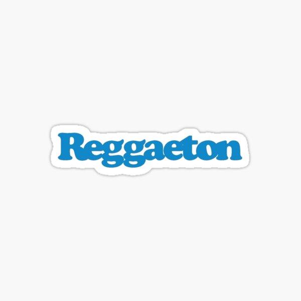 Reggaeton Pegatina