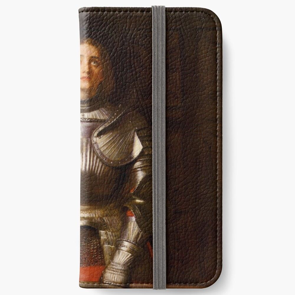Jeanne d'Arc iPhone Flip-Case