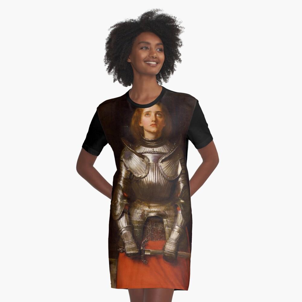 Jeanne d'Arc T-Shirt Kleid