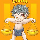 Libra by Mariana Moreno