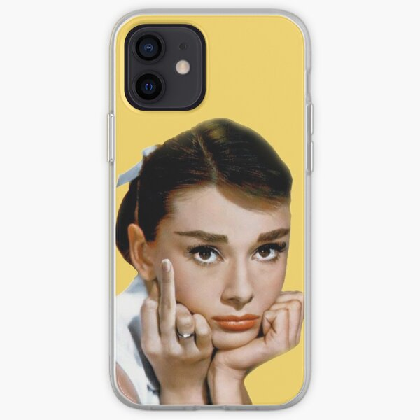 Hepburn iPhone Soft Case