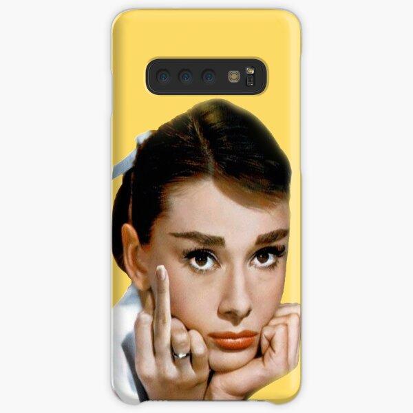 Hepburn Samsung Galaxy Snap Case