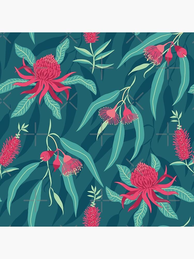 Australian Flora by nadyanadya