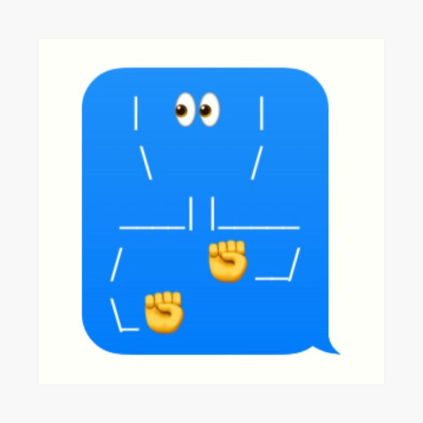 ascii emoji text wall art redbubble ascii emoji text wall art redbubble
