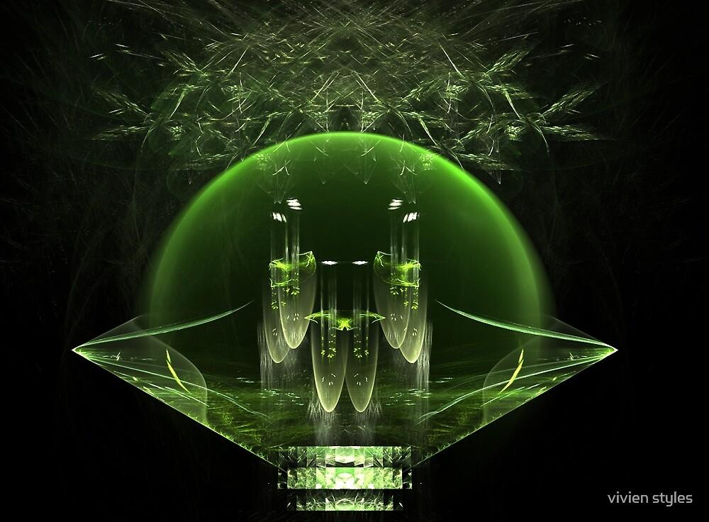 Emerald City by vivien styles