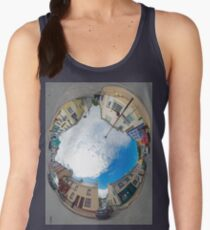 Kilcar Crossroads - Sky in Women's Tank Top