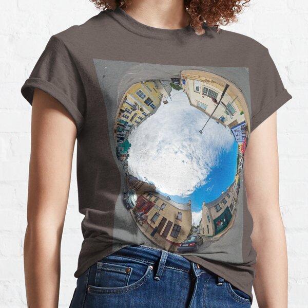 Kilcar Crossroads - Sky in Classic T-Shirt