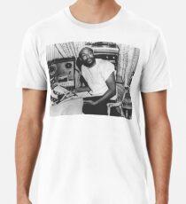 Marvin Gaye Porträt Männer Premium T-Shirts