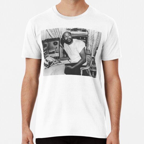 Marvin Gaye Portrait Premium T-Shirt