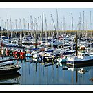 Howth Yacht Club - Ireland by Ferdinand Lucino