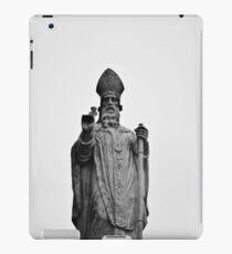 Ireland in Mono: Saint Patrick iPad Case/Skin