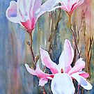 Magnolias by Ruth S Harris